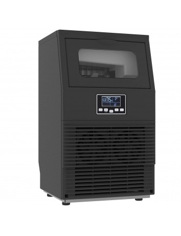 ADT Commercial Ice Maker Machine Freestanding for Restaurants Bars, Homes and Offices (70LBS, 24Hours)